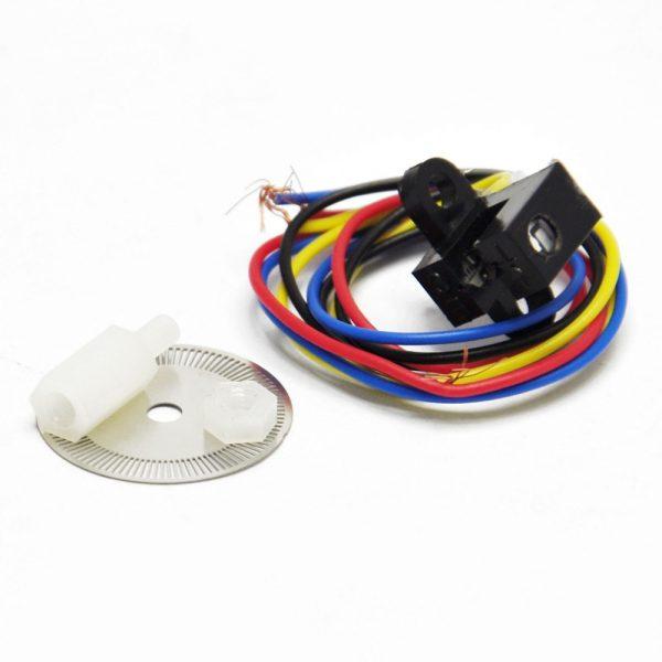 Photoelectric Speed Sensor Encoder Coded Disc code wheel for Smart car